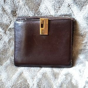 ❣Gucci Vintage Compact Wallet ❣